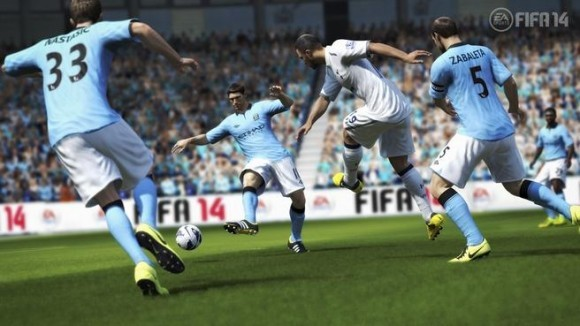 Electronic Arts сообщила об отличительных чертах геймплея FIFA 14