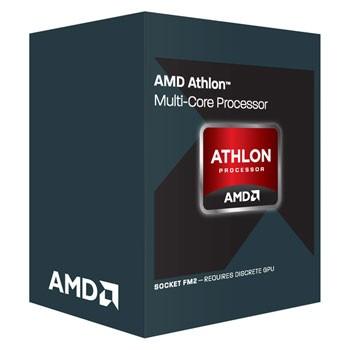 Микропроцессор AMD Athlon X4 760K Richland без интегрированной графики