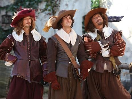 В начале ноября выйдет напрокат кинофильм Жигунова «Три мушкетера»