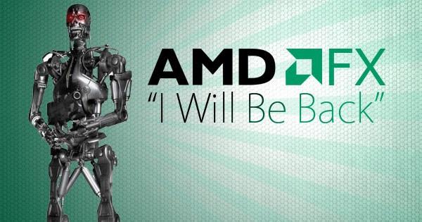 AMD продемонстрировала первый CPU с форсированной частотой 5 ГГц