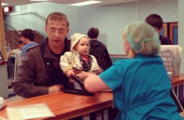 Дочь Светланы Пермяковой снимается в Интернах (фото)
