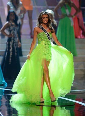 В Лас-Вегасе избрали «Мисс США – 2013»