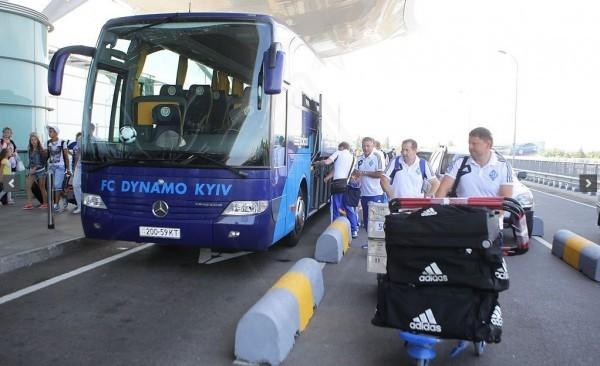 Динамо готовится к году в Инсбруке