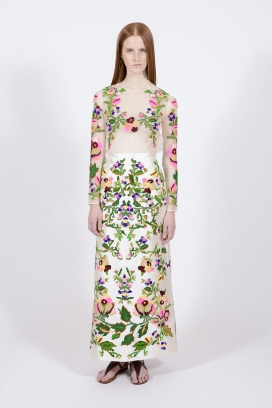 Коллекция Valentino Resort 2014 (фото)