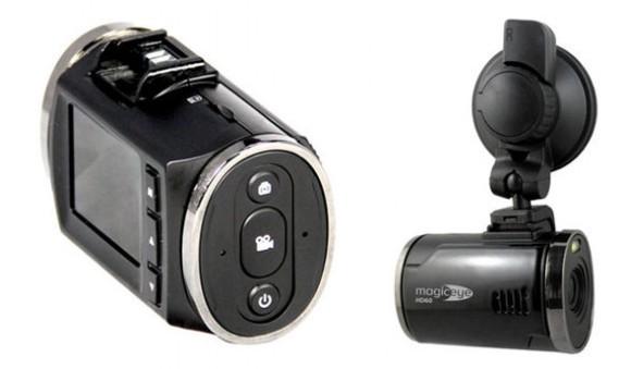 Видеорегистраторы Gmini MagicEye HD60 и HD60G