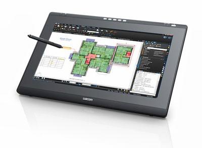 Модернизированный перовой экран Wacom DTH-2242 доступен в OCS