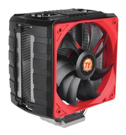 Вентилятор для микропроцессора Thermaltake NIC C5 обрел премию