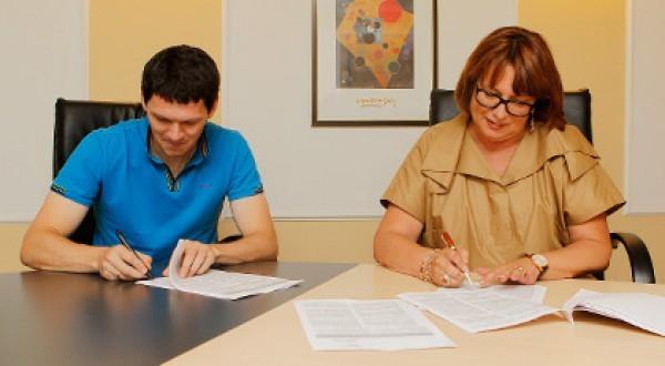 Тарас Михалик подписал договор с столичным Локомотивом