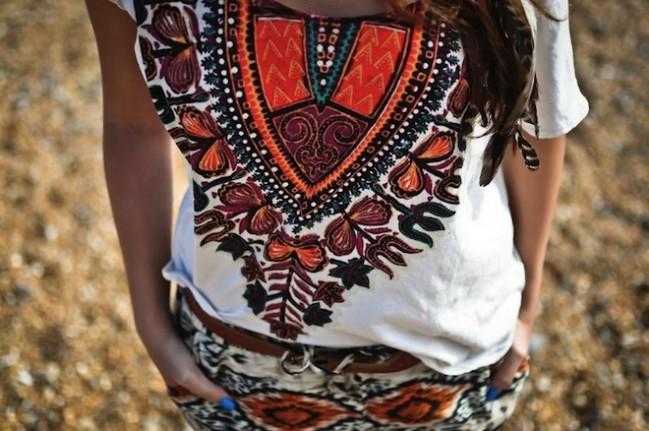 Тренд года — ацтекские принты (фото)