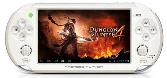 JXD С5110b: недорогой планшетник для игроков в компьютерные игры