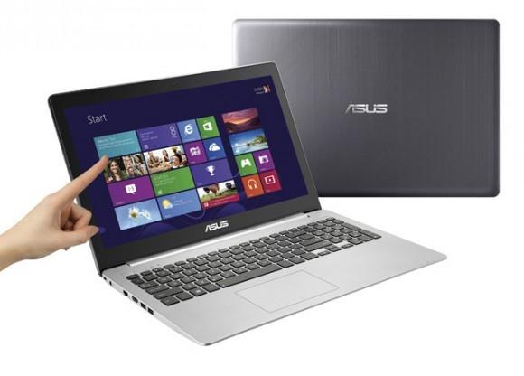 Жидкокристаллический ультрабук ASUS VivoBook С551 с графикой Nvidiа