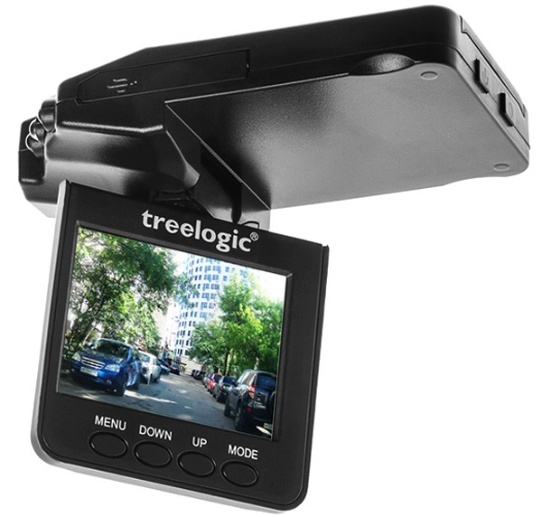 Treelogic TL-DVR2505: экономный видеорегистратор