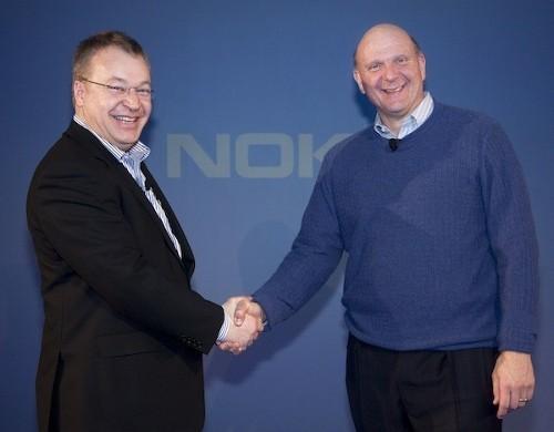 Майкрософт чуть ли не приобрел мобильный бизнес Нокия