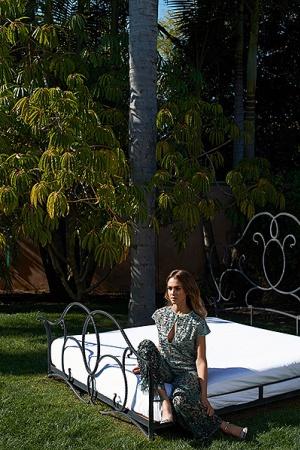 Джессика Альба снялась для престижного глянца (фото)