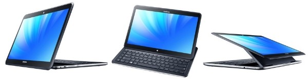 «Самсунг» продемонстрировала Android-планшет и персональный компьютер на Виндоус 8