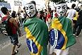 В Бразилии акции возражений набирают витков