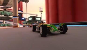 Прошел пресс релиз TrackMania2 Stadium