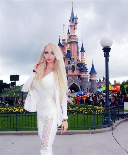 Одесская Барби разочарована поездкой в Рим