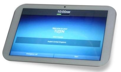 Systena продемонстрировала планшетник на базе Tizen 2.0
