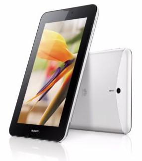 Huawei MediaPad 7 Vogue: планшетник с функцией 3G-телефона