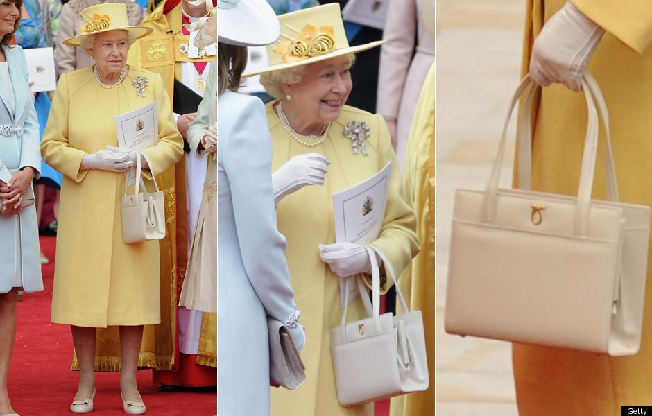 Подрядчик сумочек Елизаветы II сообщил о секретах царицы