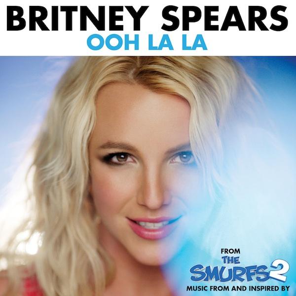 "Бритни Спирс сообщила в интернет лирик-видео песни ""Ooh La La"