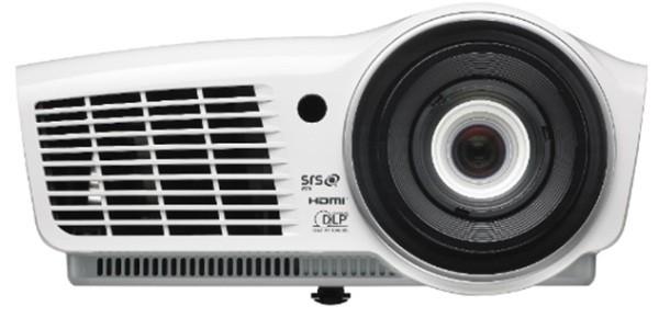 Vivitek продемонстрировала кинотеатральный Full HD 3D-проектор