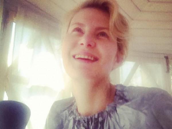Возродившийся Литвинова продемонстрировала себя без парфюмерии (фото)