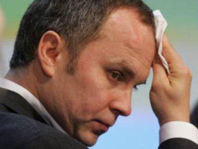 В Верховной раде на Шуфрича снизился ломоть люстры