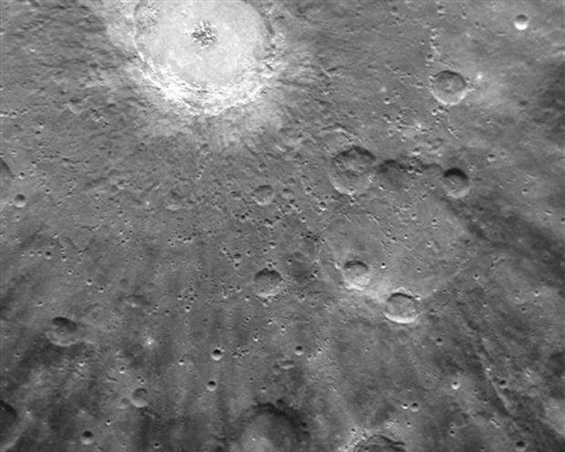 Плоскость Меркурия оказалась младше самой планеты