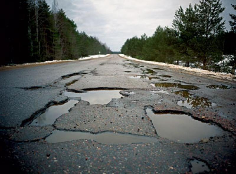 ТОП-10 стран с наиболее слабыми дорогами