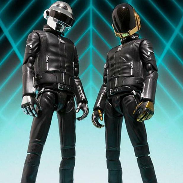Daft Punk планируют выпустить экшн-фигурки