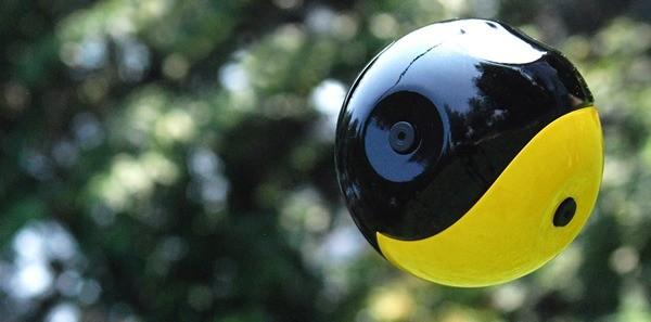 Squinto: образец камеры для ландшафтной съемки