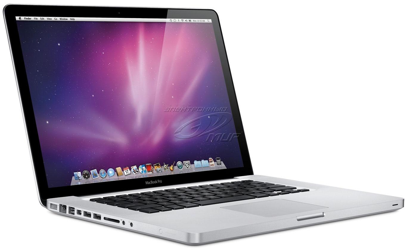 15-дюймовый MacBook Pro на основе Intel Haswell засветился