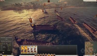 Видео Total War: Rome 2 - схватка за Нил