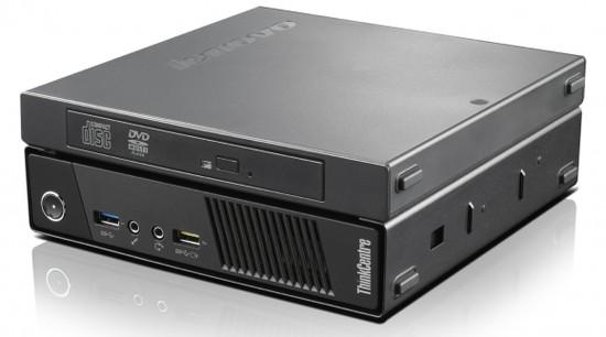 Lenovo продемонстрировала крохотный рабочий стол с производительным CPU