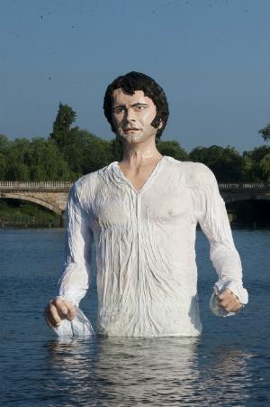 В Гайд-парке в море определили монумент Колину Ферту