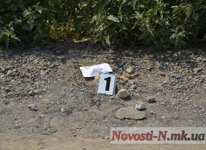 Наступавшие на инкассаторов убили и таксиста (ФОТО)