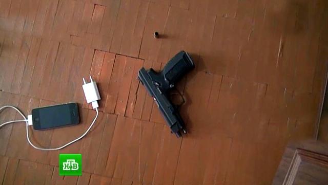 В городе Москва застрелился детектив в своем офисе