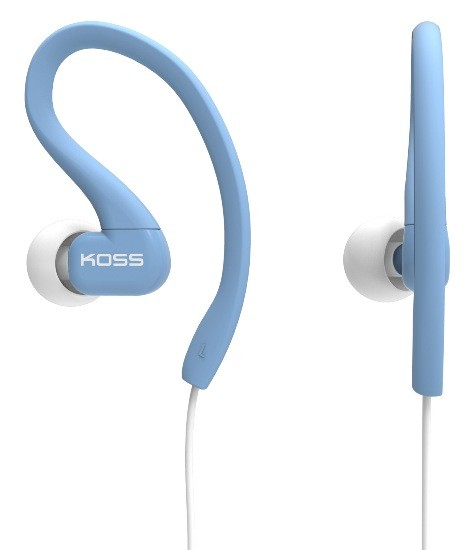 Koss KEB32/KSC32/KEB6: свежие спортивные наушники