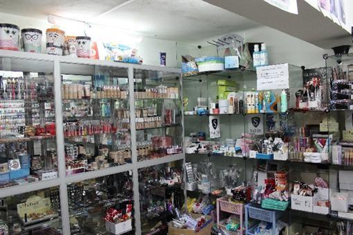 Под Донецком исключили незаконный склад парфюмерии