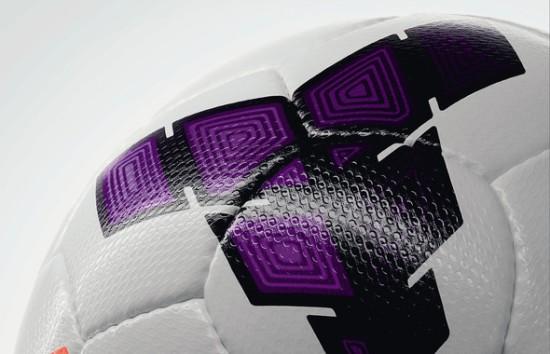 Nike продемонстрировала улучшеный футбольный мячик