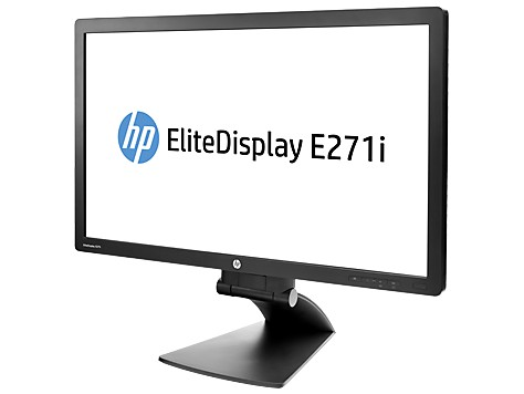 HP EliteDisplay E271i: Full HD-монитор с IPS-матрицей