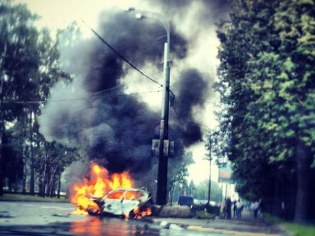 Дочь Заворотнюк чуть ли не пострадала в катастрофе (фото)