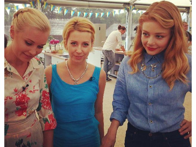 Тина Кароль участвовала в кулинарном шоу (фото)