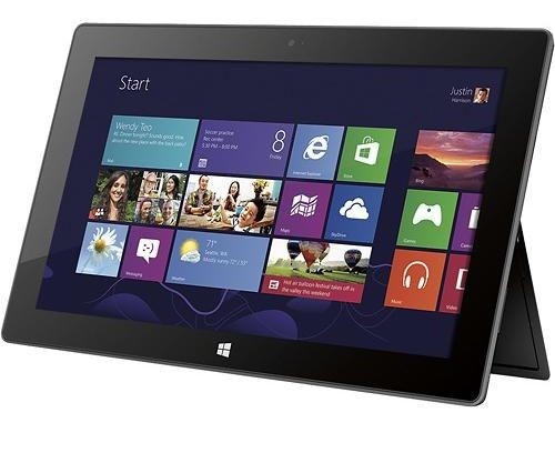 Планшетник Майкрософт Surface RT: сейчас выгоднее