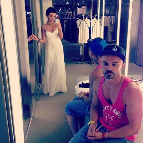 Юлия Седокова продемонстрировала собственного нового молодого человека (фото)