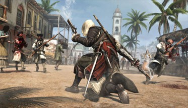 Превью Assassin'с Creed 4: White Flag Персонаж и его фрегат