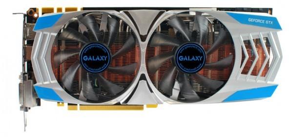 Галакси Microsystems продемонстрировал адаптер GeForce GTX 780 GC
