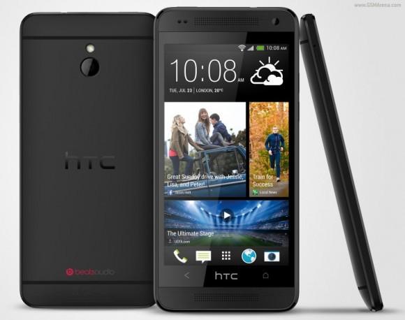 Телефон HTC One мини представлен официально